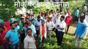 udaipur panther killed a man in dvarapal village