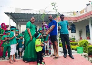 udaipur kids plantation campaign4