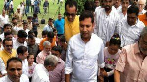 vaibhav gahlot rca president