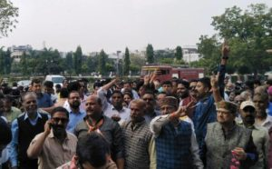 govind singh tak become mayor of udaipur nagar nigam 2019